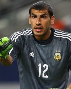 Nahuel Guzmán Argentina