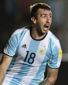 Lucas Pratto Argentina