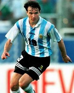 Abel Balbo Argentina
