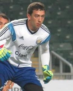 Agustin Marchesin Argentina