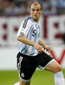 Esteban Cambiasso Argentina