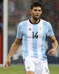 Federico Fazio Argentina