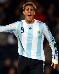 Germán Denis Argentina