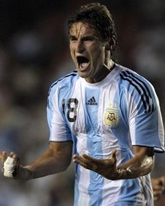 Gonzalo Bergessio Argentina