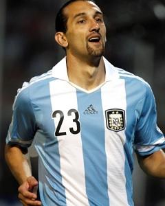 Hernán Barcos Argentina