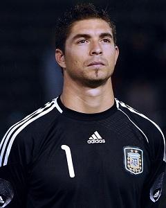 Juan Pablo Carrizo Argentina
