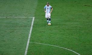 Lionel Messi Free Kick
