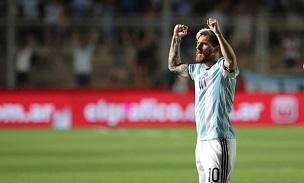 Lionel Messi Colombia