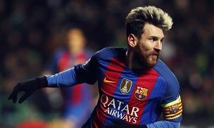 Lionel Messi Goal Celtic