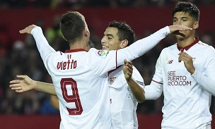 Luciano Vietto Goal Sevilla