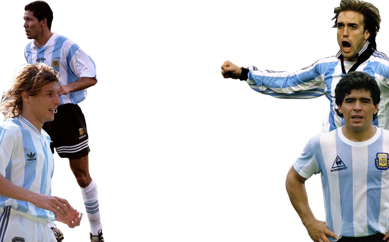 Lionel Messi Alejandro Sabella