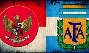 Argentina Indonesia Timnas