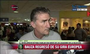 Edgardo Bauza Argentina