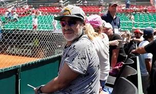 Diego Maradona Davis Cup
