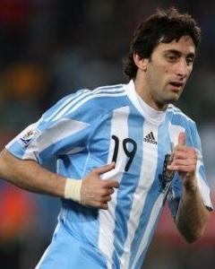Diego Milito Argentina