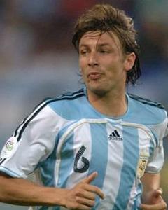 Gabriel Heinze Argentina
