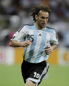 Gabriel Milito Argentina