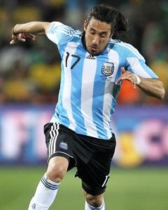 Jonas Gutierrez Argentina