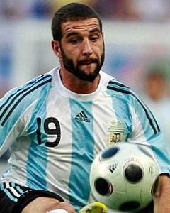 Lisandro Lopez Argentina