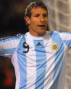 Martin Palermo Argentina