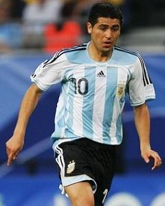 Juan Roman Riquelme Argentina