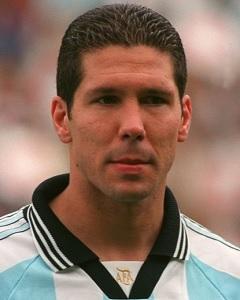 Diego Simeone Argentina