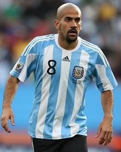 Juan Sebastian Veron Argentina