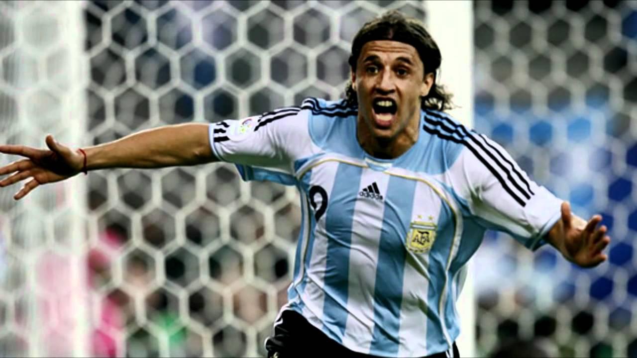 Hernan Crespo Argentina