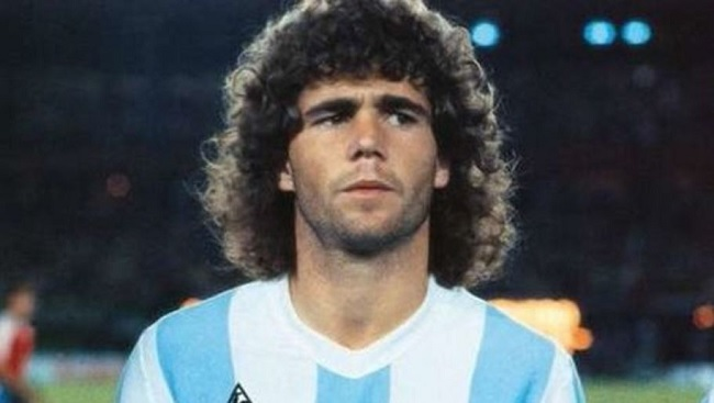 Alberto Tarantini Argentina