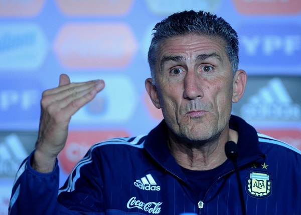 Edgardo Bauza Argentina coach
