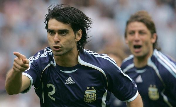 Roberto Ayala Argentina
