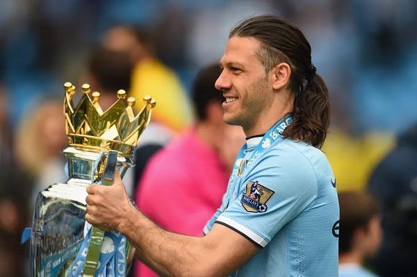 Martin Demichelis Manchester City Argentina