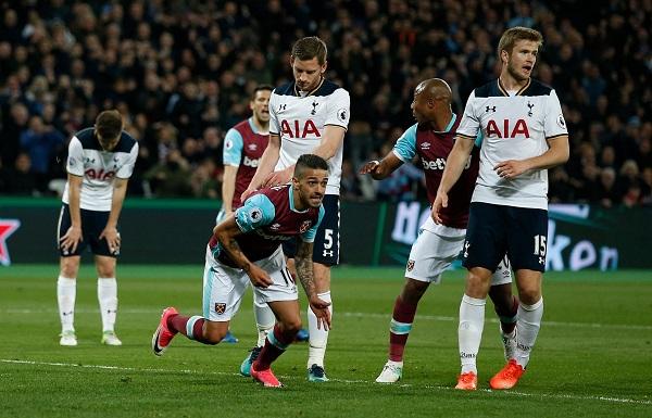 Manuel Lanzini West Ham goal