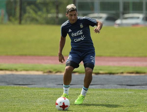 Marcelo Torres Argentina U20 team