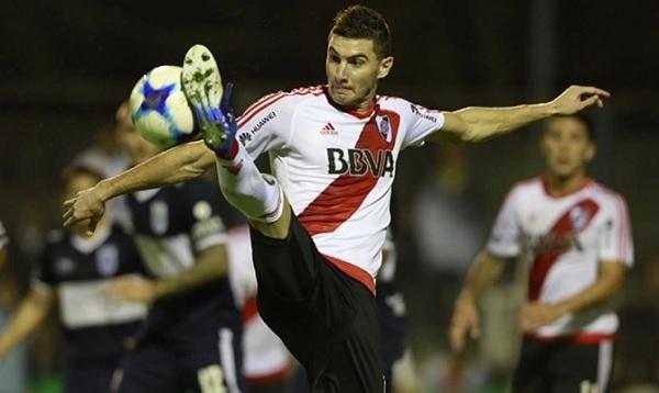 Lucas Alario River Plate