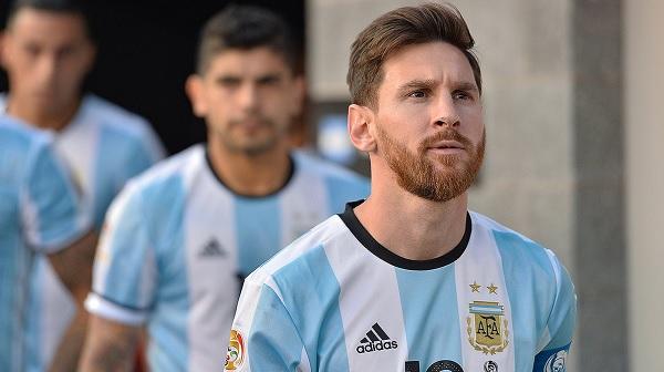 Lionel Messi Argentina Copa