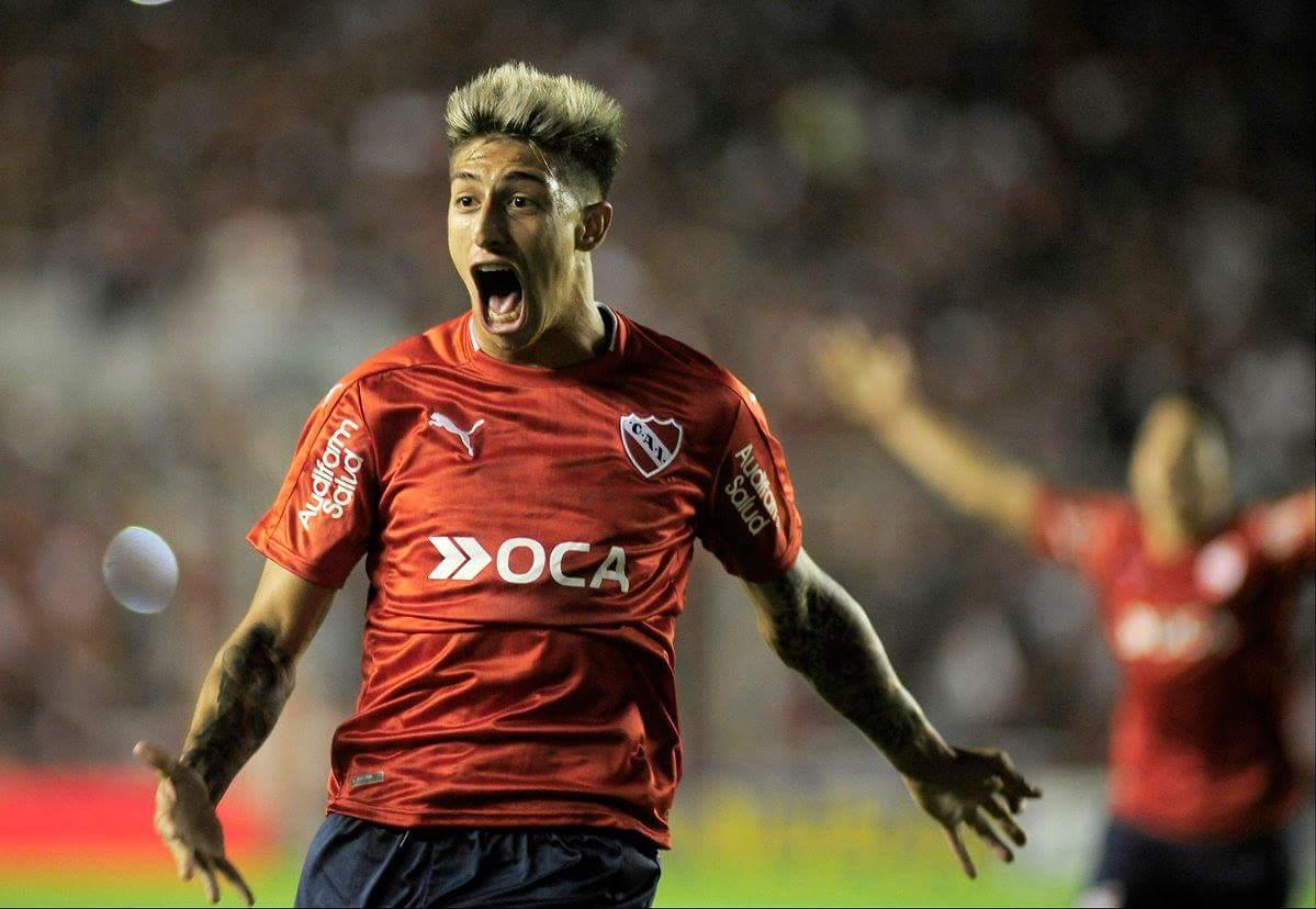 Emiliano Rigoni Independiente Zenit