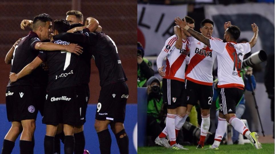 River Plate Lanus Copa Libertadores