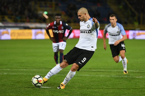 Mauro Icardi Inter Bologna
