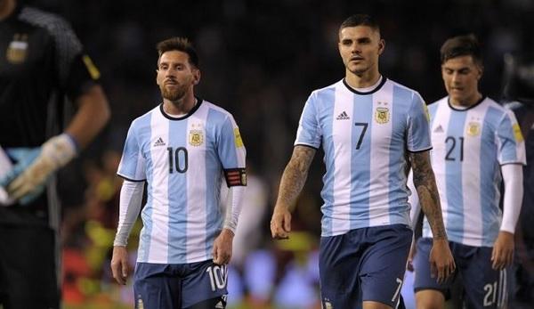 Berapa skor akhir FRANCE vs ARGENTINA?
