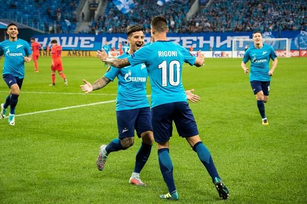 Emiliano Rigoni Zenit Real Sociedad