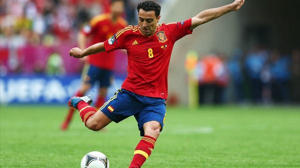 Xavi Hernandez Spain