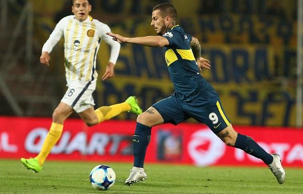 Dario Benedetto Boca Juniors Argentina