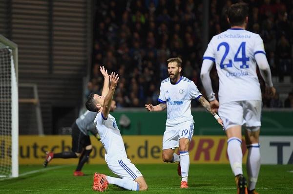 Franco Di Santo FC Schalke