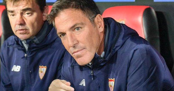 Toto Berizzo Sevilla