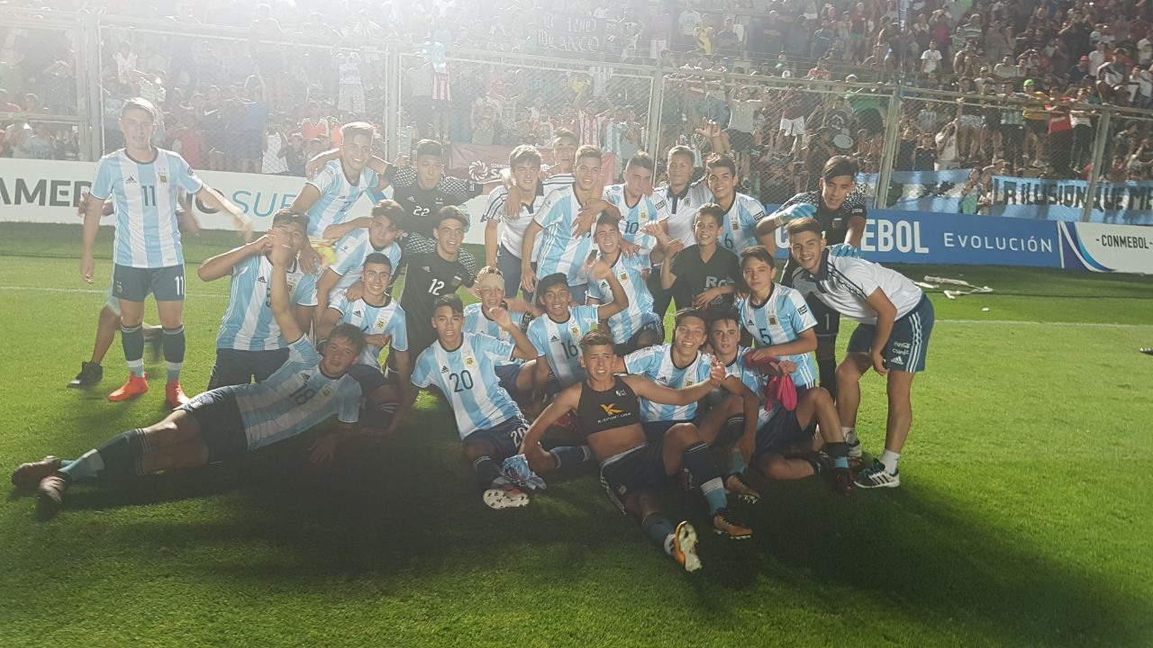 Argentina U15 South American Cup
