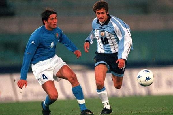 Pablo Aimar Argentina Italy