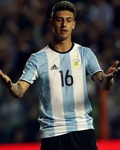 Emiliano Rigoni Argentina