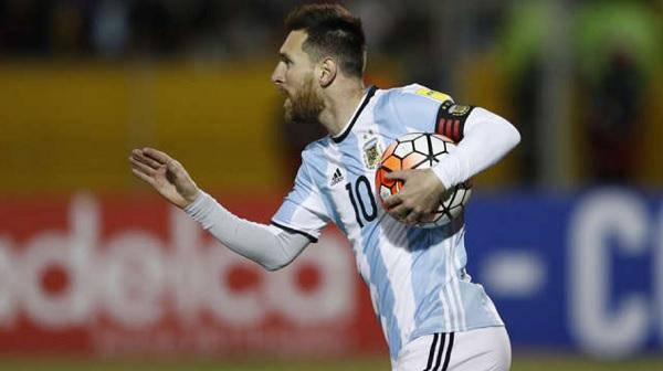 Lionel Messi football Argentina
