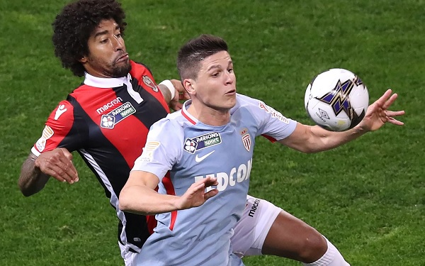 Guido Carrillo AS Monaco Southampton